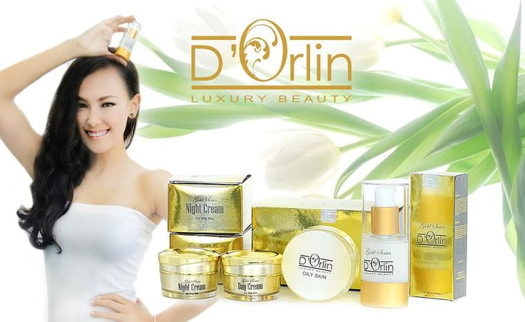 D`Orlin Perawatan Wajah Aman Herbal | Kosmetika Aman Ber BPOM RI
