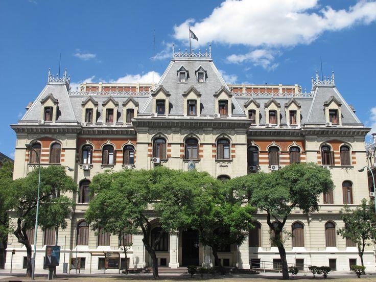 Edificio del Ministerio de Agricultura, Ganadería y Pesca en Buenos Aires