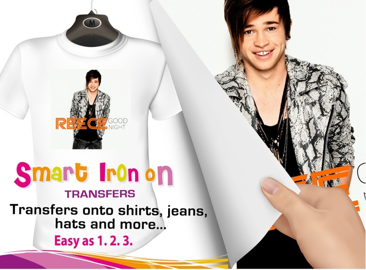Reece Mastin Iron on Transfer, $6.95 (http://www.wholesaleprinters.com.au/reece-mastin-iron-on-transfer)
