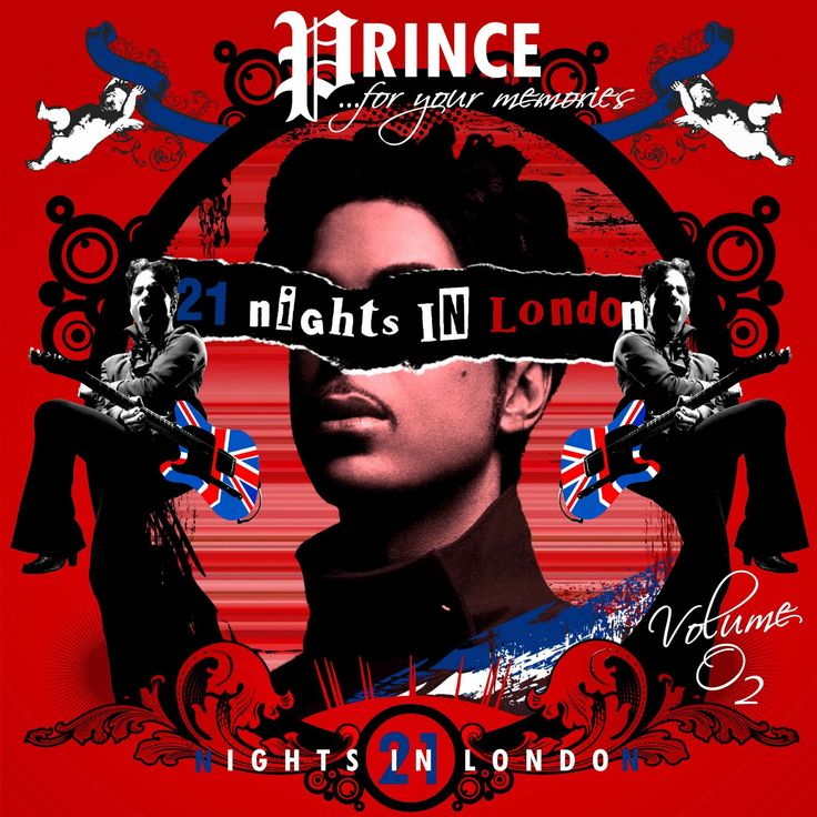 prince | Concert & Live: Prince - Live at O2 Arena, London, 3 August 2007 (2 CD ...