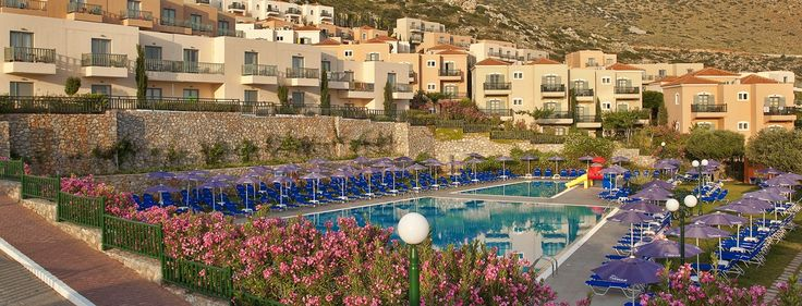 The Village Resort & Waterpark in Hersonissos Crete: all inclusive hotel hersonissos, crete accommodation, hersonissos hotels, crete all inclusive