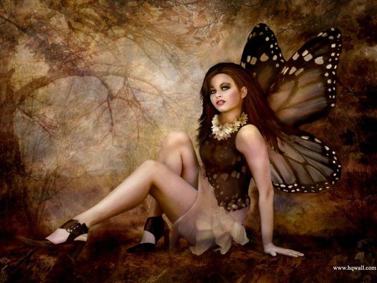 Monarch Butterfly Fairy Fairy wallpaper, Beautiful
