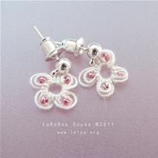"""Earrings """"Queen Victoria"""""""