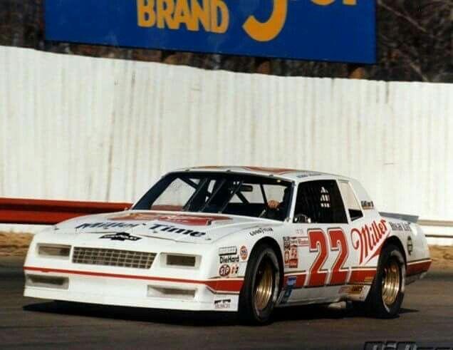 Bobby Allison In A Miller Monte Carlo Nascar Race Cars Nascar