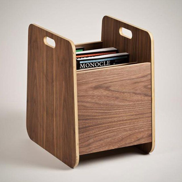 Fancy monocle magazine rack by hugo passos for the for Magazine racks for home