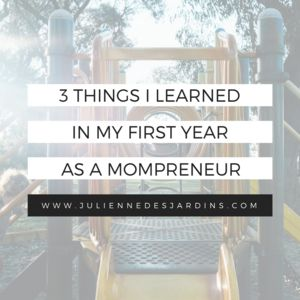 It was a wonderful day, but his birthday also marks something big for my business: I've been balancing motherhood and solopreneurship for 1 year now. I've Accomplished A Lot In My Life And Biz, But By Far I'm Most Proud Of Being A Work-At-Home Mom.