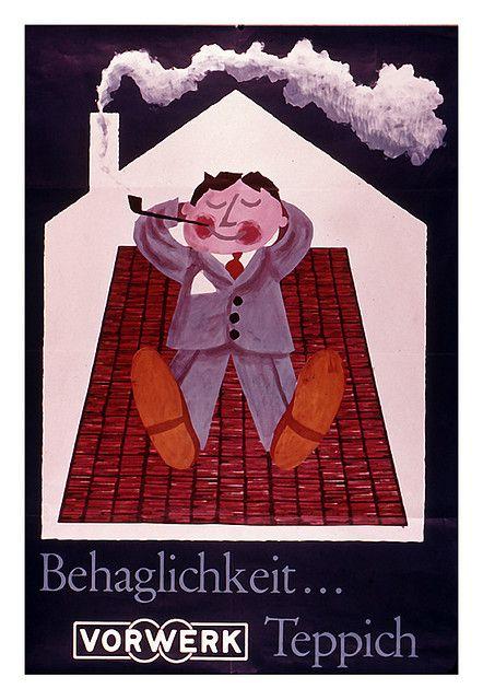 https://flic.kr/p/4gNZN7 | vorwerk-teppich. German carpet manufacturer