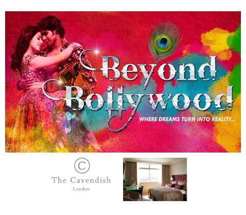 Win a London break to see Beyond Bollywood