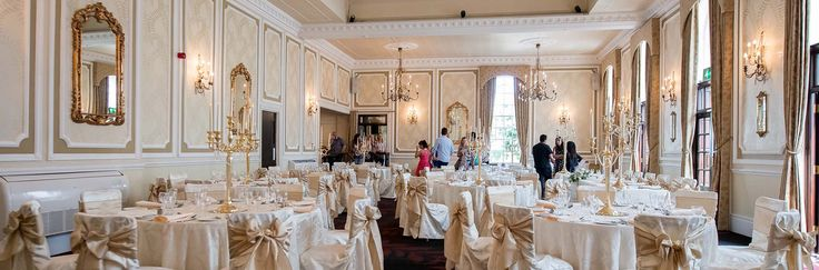 All for one and one for all: the all-inclusive wedding venue: Ringwood Hall, Derbyshire