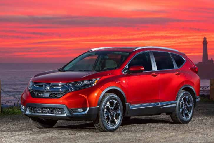 the new honda cr v is an impressive suv with lots of tech. Black Bedroom Furniture Sets. Home Design Ideas