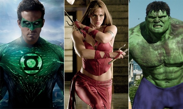 In preparation for another summer of big-budget blockbusters, I wrote about the 10 worst superhero movies of the past decade.