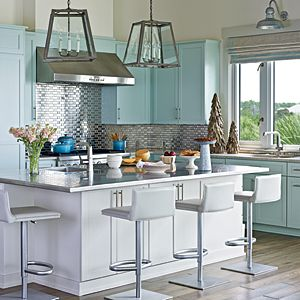 Paint Ideas For Kitchen Cabinets