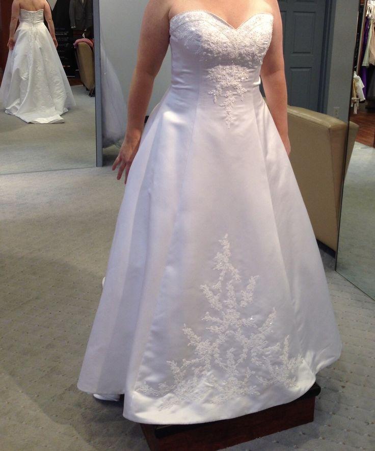 Alfred Angelo Style 205 Cinderella Size 10 Wedding Dress: Best 20+ Alfred Angelo Wedding Dresses Ideas On Pinterest