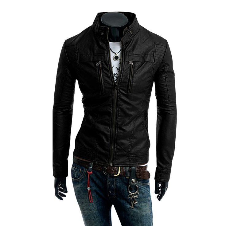 Gio Goi Leather Jacket August 2017