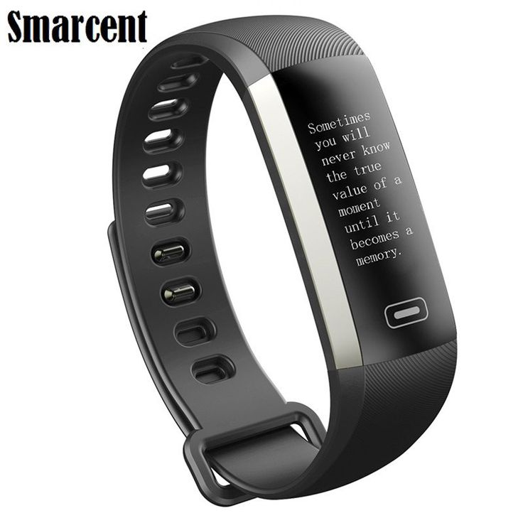 Smart Fitness Watch Bracelet Intelligent 50 Word Information Display Blood Pressure Heart Rate Monitor Blood Oxygen