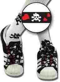 Shoelaces & socks