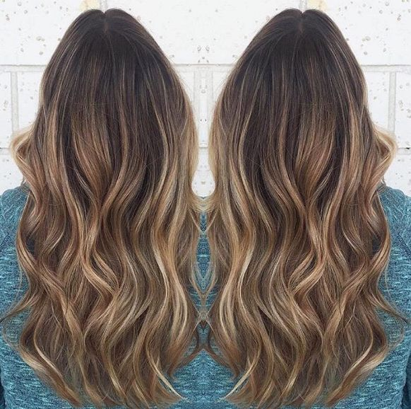 Resultado de imagen para balayage hair