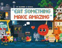 13.3 / Eat something, make amazing!