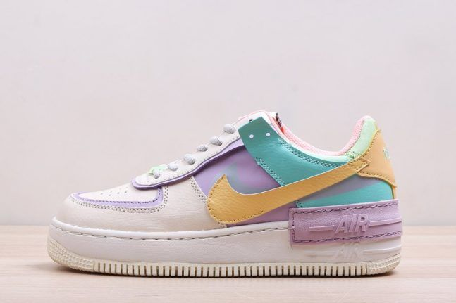 donna nike air force 1 shadow pale ivory