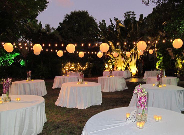 Dazzling, Outdoor, Evening Wedding Reception   Milan Event Floral U0026 Decor |  Wedding Reception U0026 Decor | Pinterest | Outdoor Evening Weddings, Evening  ...