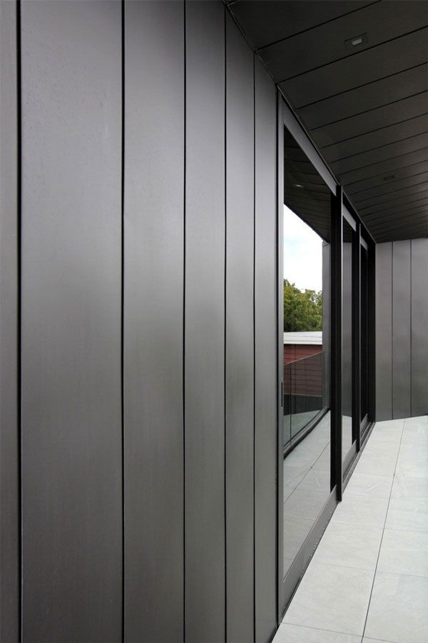 Architecture, Foundation Lucerne House Ceramic Tiles Black Wall Window Lamp Lighting Glass Aluminium Frame Architects Modern Home Design Decoration Ideas Interiors Cars Front Doors: Remarkable, Quiet Sophisticated House in Auckland, New Zealand