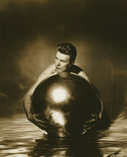 I have always been inspired by Herb Ritts.