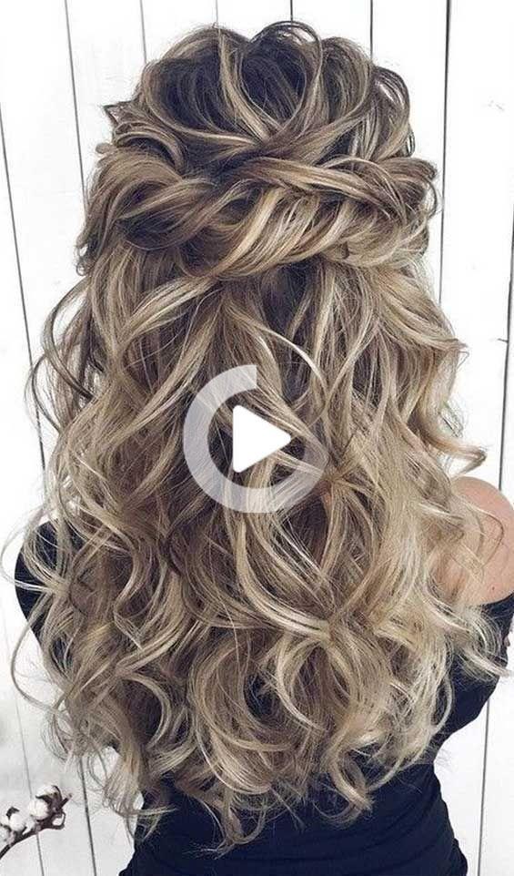 Prom Acconciature Che Faranno Tutte Le Teste Si Girano Promhairdos Migliori Acconciature Per Ballo In 2020 Prom Hair Hair Styles Elegant Hairstyles