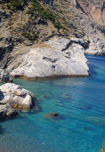 Agia Anna, Amorgos, #Greece