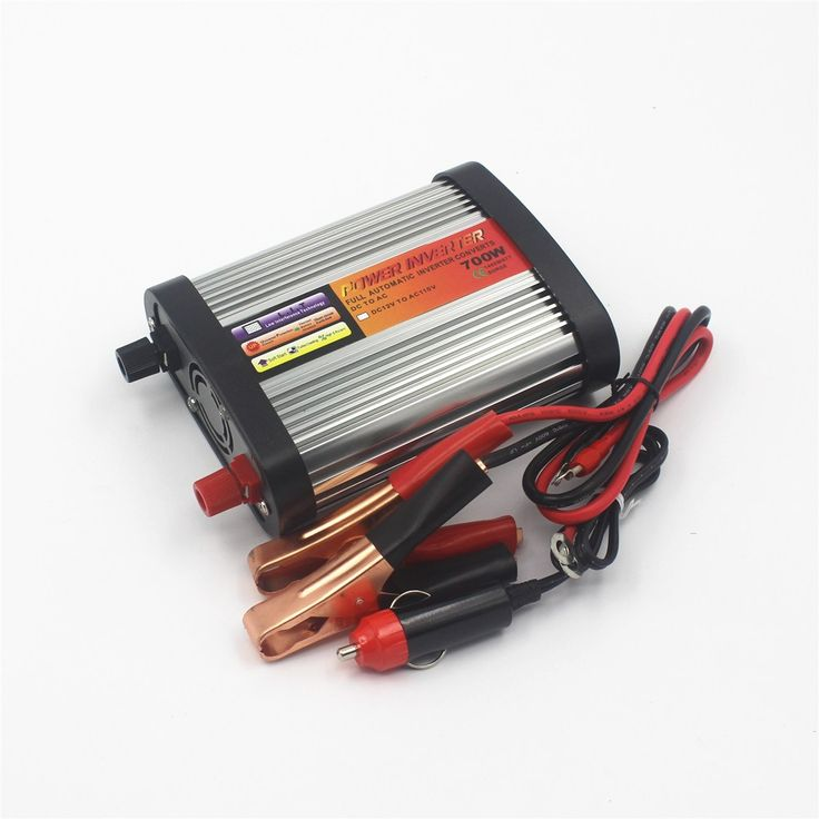 Wholesale prices US $29.49  Car Inverter DC12V/24V to AC 220V 700W Power Converter 12V to 220v Inversor Adapter Modified Sine Wave Power with 2 USB Charge  #Inverter #DCVV #Power #Converter #Inversor #Adapter #Modified #Sine #Wave #Charge  #BlackFriday