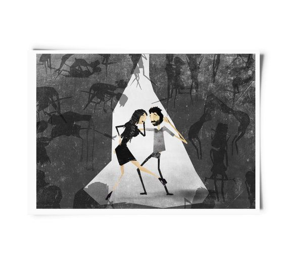 Dance Party - Limited Edition Fine Art Print