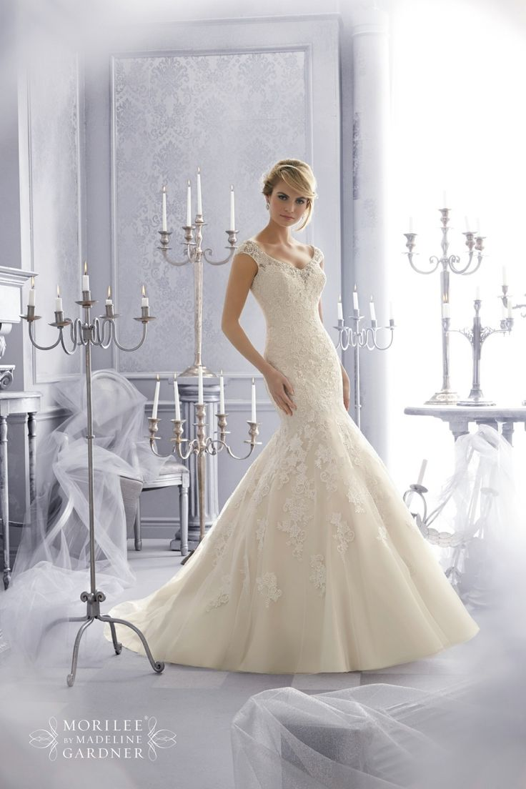 Mori Lee Wedding Dresses - Style 2672 [2672] - $1,209.00 : Wedding within Mori Lee Wedding Gown Prices