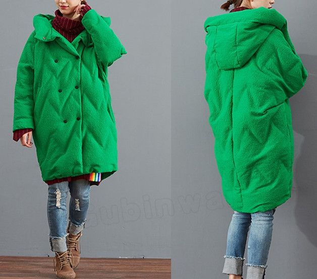 This coat is made of high quality faric,and lined,it is good to wear in spring,autumn and winter.  Size options as below:  Size M: Length:94cm Bust:144cm Waist:128cm  Size...