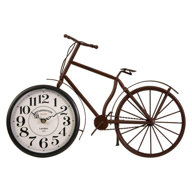 Higdon Bicycle Clock - 37034