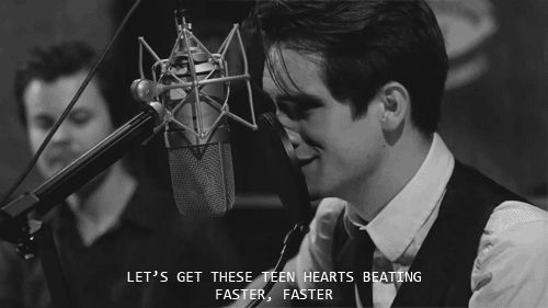 brendon urie fanfic smile - photo #24