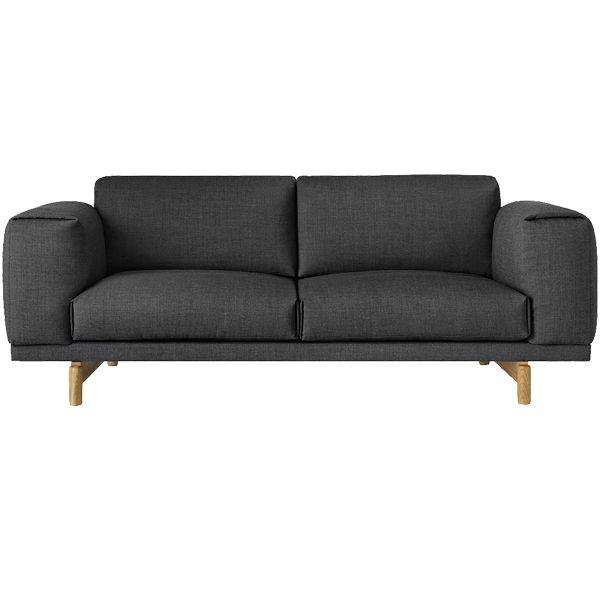 Rest sohva, kahden istuttava