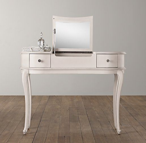 Lucie Vanity Desks Vanities Restoration Hardware Baby