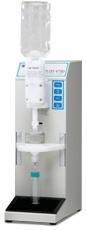 The SPE-DEX 4790 automatically extracts water samples.