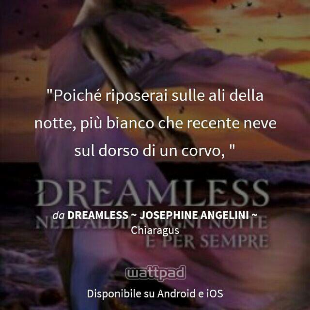 Dreamless di Josephine Angelini