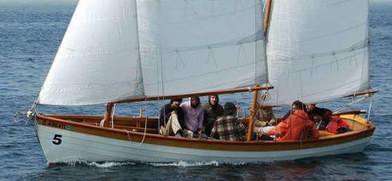 sailboat wooden | Small sailboat plans - wooden boat making