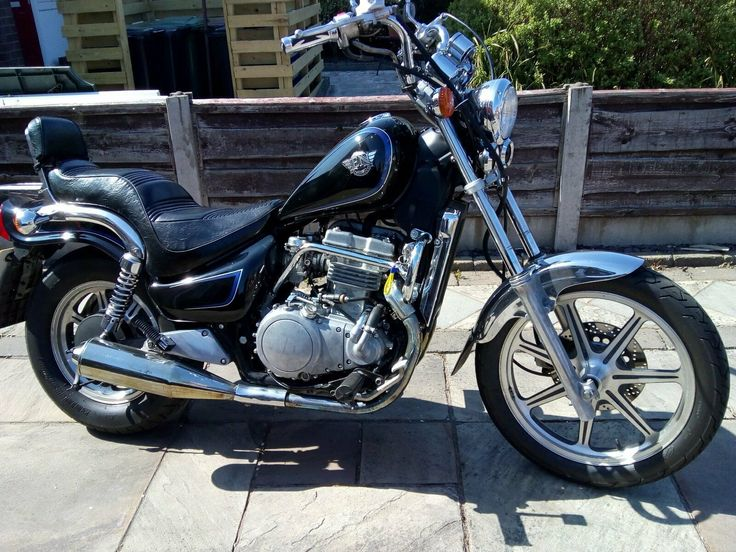 KAWASAKI EN 500 VULCAN MOTORCYCLE  – Excellent products you must see