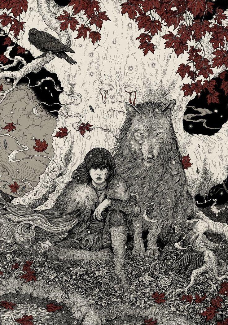 Game of Thrones Collection | Abduzeedo Design Inspiration & Tutorials