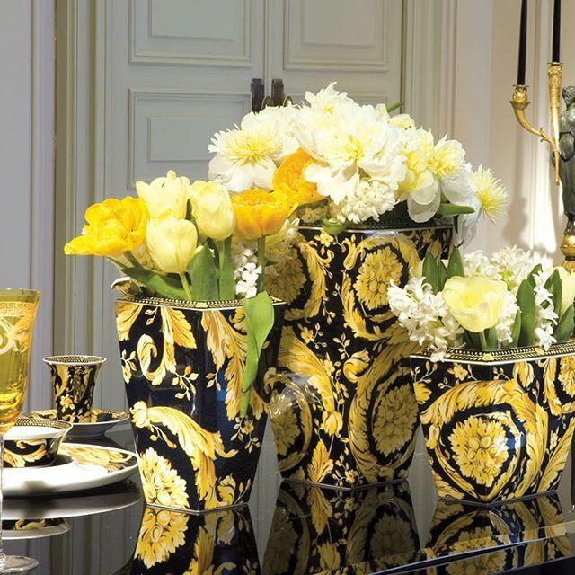Versace home, vase