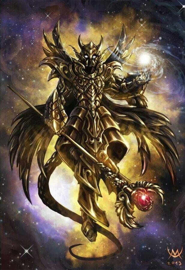 13e gold saint