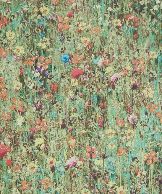 Liberty Art Fabrics Grass Mawston Meadow Wallpaper