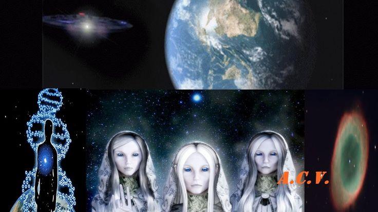 La Historia Galáctica de La Tierra