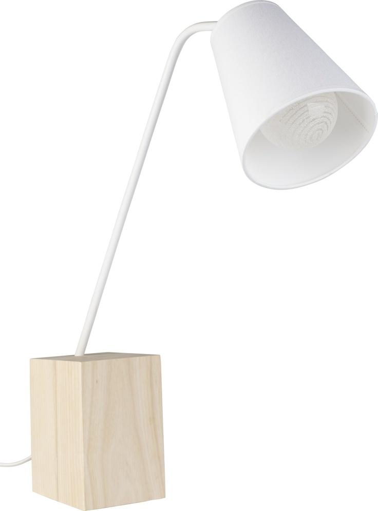 Allette bordlampe. Dimensjoner: D51 x H55 cm. Kr. 730,-