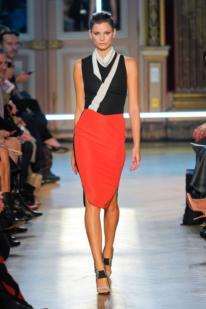 Roland Mouret  Spring 2013 http://www.ourfavoritestyle.com/