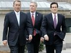 Exclusive: Third House GOP Leader Confirms Senate Amnesty Bill Dead House Majority Whip Rep. Kevin McCarthy (R-CA) has joined with Majority Leader Rep. Eric Cantor (R-VA) and Speaker John Boehner in publicly opposing any conference committee negotiations ever with the Senate on immigration legislation. by Matthew Boyle 13 Nov 2013, 3:52 PM PDT
