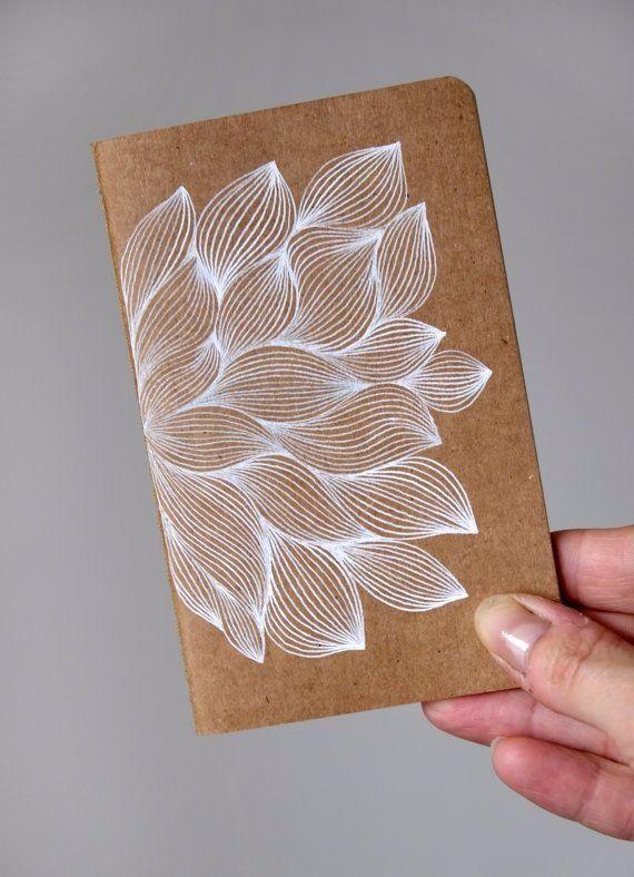 Beautiful linear leaf patterning