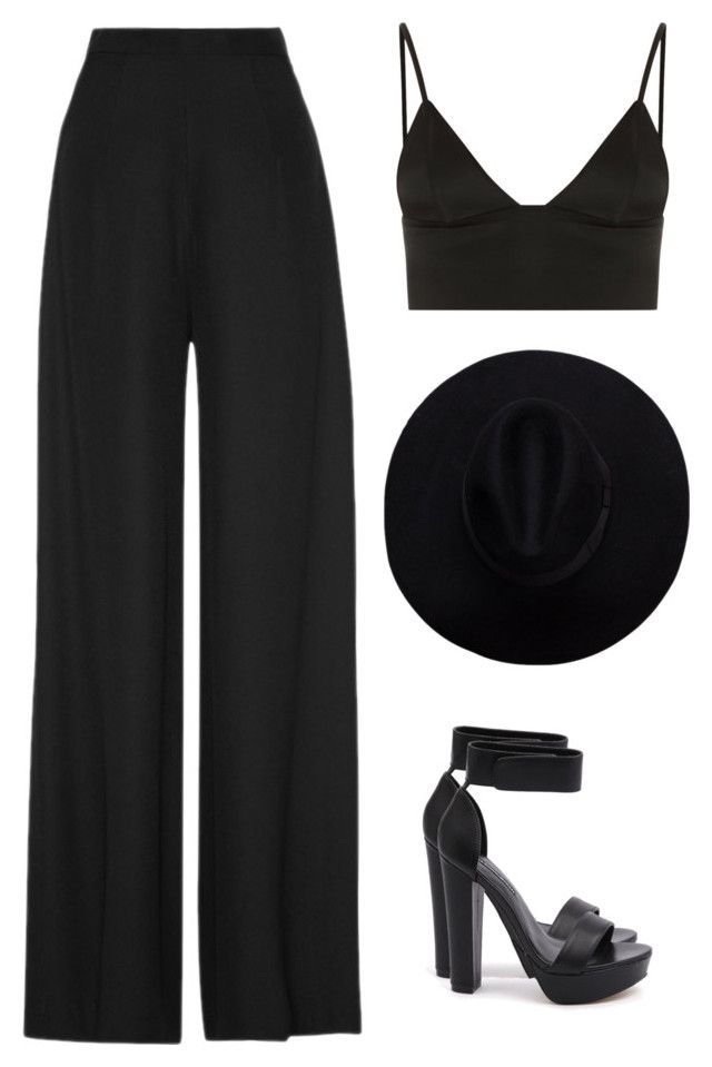 """Untitled #83"" by laurenwaves ❤ liked on Polyvore featuring Martin Grant, T By Alexander Wang and Windsor Smith"